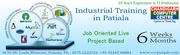 Six Weeks Industrial Training in Patiala