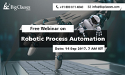 Absolutely free Demo on Robotic Process Automation (RPA)  Online train
