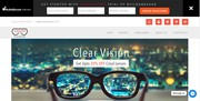 Buy Free Eye Care Accessories Web Template online From ThemeJungle