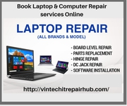 Computer repair onsite IT services for the home and offices HYd