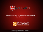 Angularjs development company in Chennai
