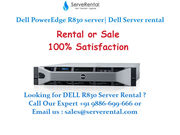 Dell Power Edge R830 Server |Dell Server on Rentals in Bangalore