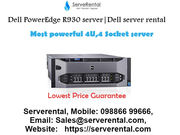 Dell Power Edge R930 Server | Dell rack server on Rentals