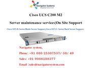 Cisco UCS C200 M2  Server maintenance services On Site Support