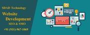 Best Web Development & Design Service In Noida SDAD Technology