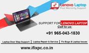 Lenovo Service Centre in New Delhi by I FIX PC
