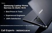 Repair Your Samsung Computer At Your Doorstep In Delhi | Laptop Home S