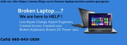 Get Today Lenovo Laptop Repair Service By I FIX PC